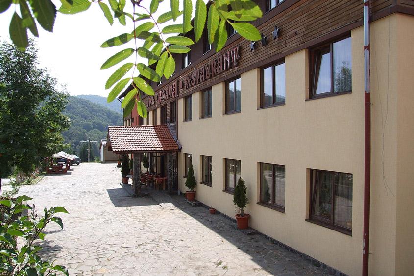 Atracţii locale Hotel Roata - Cavnic, Maramureş.