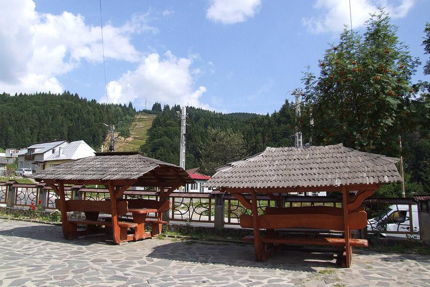Facilităţi Hotel Roata - Cavnic, Maramureş